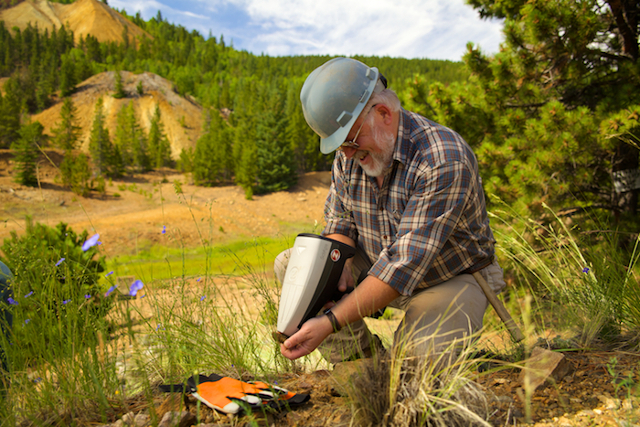 The SciAps Z range of handheld LIBS analysers are built to be used in harsh environments