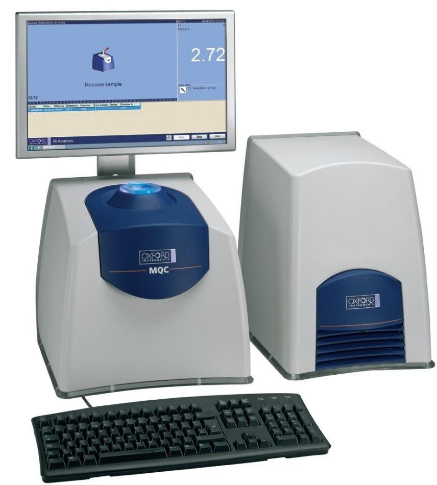 Oxford Instruments MQCF NMR analyzer