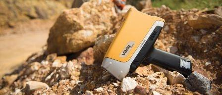 Vanta for Mining and Geochemistry