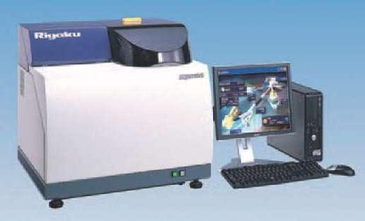 Benchtop X-ray fluorescence spectrometer, Supermini.