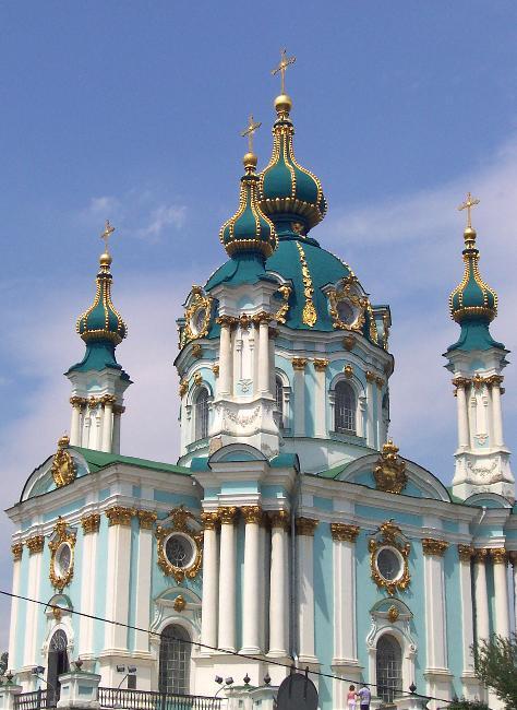 The Baroque Saint Andrew