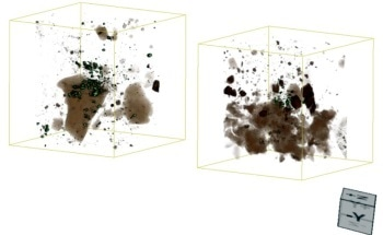 Using X-ray Microscopy to Characterize Gold Mineralization