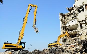 Steels Used in Demolition Equipment