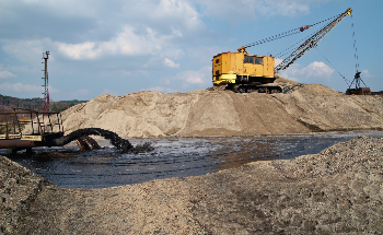 Using Polymer Solutions for Mining Processes