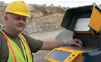 Delineation of Ore Zones Using XRF