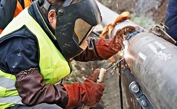 NanoSteel ID Clad Wear Pipe Extends Life in Uranium Mine Concrete Delivery Line
