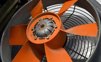 Blower Fan Blade Life Gets Extended by the Use of Coatings and Overlay Wear Plates