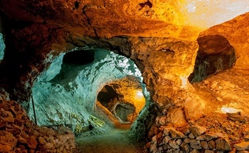 Cave Mining Techniques