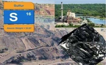 Measuring Sulfur Content of Coal Using EDXRF