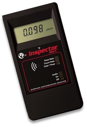 Surface Contamination Meter - Inspector Alert™ from International Medcom