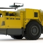 50 Tonne Capacity Electric Minetruck – EMT50 from Atlas Copco