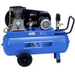 Belt driven compressors from ABAC Air Compressors