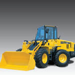 WA150-5 Wheel Loaders from Komatsu Ltd.