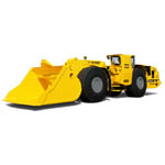 Scooptram ST1520 Underground loaders from Atlas Copco