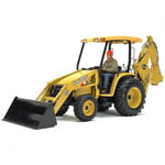 110 TLB Backhoe Loader from Deere & Company