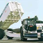 Kiruna Mining Trucks from GIA Industri AB