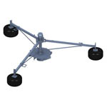 NSA Series Aerators from DBS Manufacturing, Inc