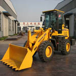 ZL20C wheel loader from Lugong Machinery Co. Ltd.