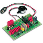 K2645 - Geiger-Muller Counter Kit from Quasar Electronics Limited