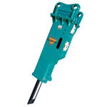 GB HYDRAULIC BREAKERS from EARTHMOVING SYSTEMS PTY LTD