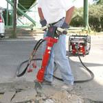 Hydraulic breakers from Atlas Copco