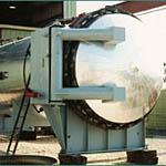 Autoclave from Advanced Precision Fabricators, Inc.