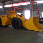 Underground Loader from Fambition Mining Technology Co. Ltd.