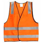 High visibility safety garments from Reflective Fabrications of Australia