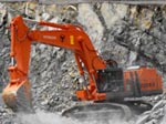 EX1200-6 Mining Excavators & Shovels from Hitachi Construction Machinery Co.