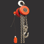DHT-series electric chain hoist from Yiying Crane Machinery Co.,Ltd