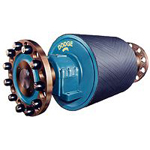Engineered Drum Pulley Assembly from Baldor Electric Company.