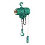 Electric Chain Hoist from Max Industries