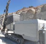 Hydraulic Crawler Drill from Wolf