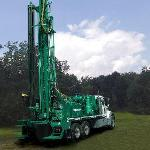 T-650-W LEGEND 3 Drill with Ergonomically Designed Operator's Station