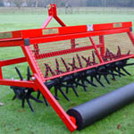 Mounted Deep Aerator from SCH (Supplies) Limited