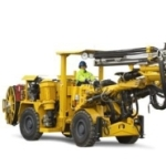 Boomer 282 Face Drilling Rig from Atlas Copco