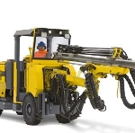 Boomer T1 D Face Drilling Rig from Atlas Copco