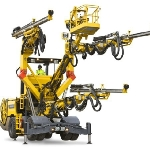 Boomer XL 3D from Atlas Copco