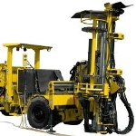 Atlas Copco Simba 1354 Long-Hole Drilling Rig