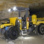 Long-Hole Drilling Rig Simba M3 C-ITH from Atlas Copco