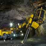 Long-hole Drilling Rig for Medium to Large Drfits - Atlas Copco Simba W7 C