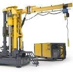 Rapid Short Drilling for Small Diameter Raises – Robbins 34RH C QRS from Atlas Copco