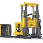 Multi-purpose Raise Drill for Upwards Boxhole Boring and Conventional Raise Boring – Robbins 53RH C