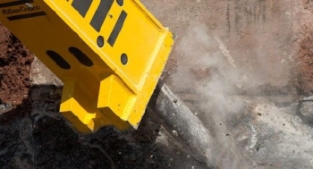 Light Duty Pedestal Boom – the RB600 LD from Atlas Copco