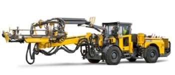 Fast Positioning Fully Mechanized Rock Bolting Rig – Boltec EC from Atlas Copco