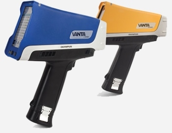 The Vanta Series - Advanced Handheld XRF Analysis in the Field and Laboratory