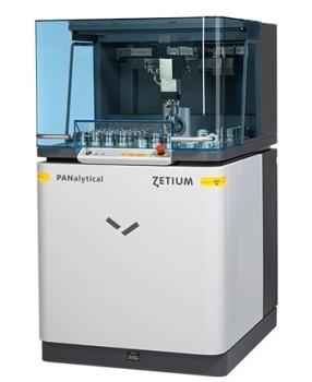 Minerals edition of Zetium from Malvern PANalytical