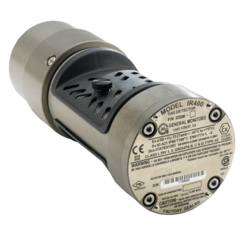Infrared Point Detector for Combustible Gas Detection