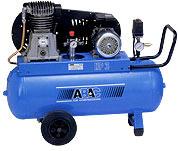 Belt driven compressors from ABAC Air Compressors