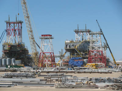 Oil Drilling Rig from Veristic Manufacturing, Inc.